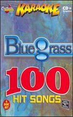 Bluegrass 100 Hit Songs
