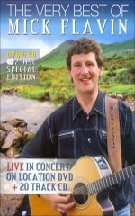 The Very Best Of Mick Flavin (2 DVD + CD)